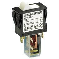 TA45-2RU Thermal circuit breaker Snap-in version Rocker actuation