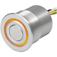 MCS 30 Metal Switch Short Stroke Ring Illuminated