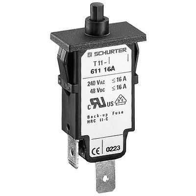 T11-611 T11-811 - Thermal circuit breaker en IM0003101