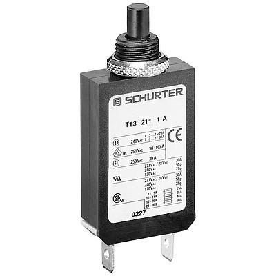 T13-211 T11-811 - Thermal circuit breaker en IM0003326