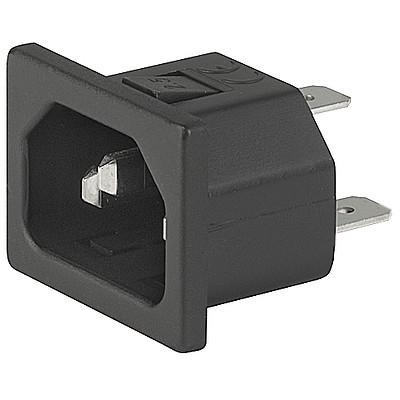 6010 IEC connector C14 en IM0004569
