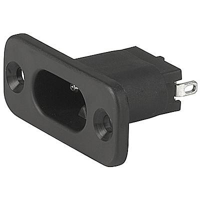 2574 IEC C8 connector en IM0004638