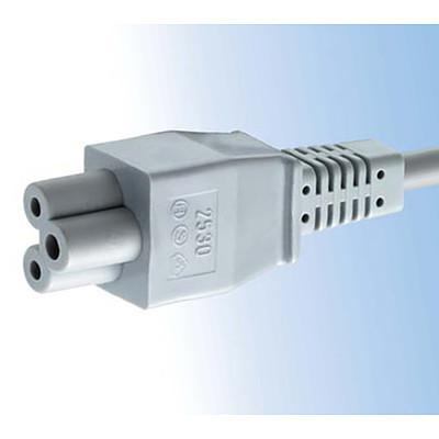 2530 Power Cord with IEC Connector C5, Straight