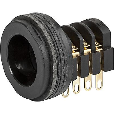 4804.2410 Kabeltülle PG12, Socket, solder terminal, insulated, 7.5 mm, 4-pole, straight, , UK-Connector