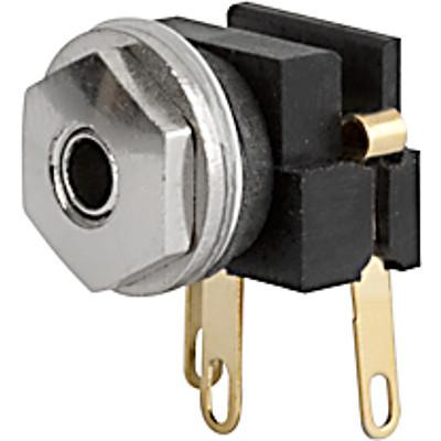 4801.2200 Daten & Signal, Socket, 2.5 mm, 2-pole, solder terminal, shielded