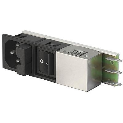 Felcom 54 IEC Appliance Inlet C14 Modular Assembling Options