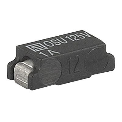 OSU 125 Surface Mount Fuse, 7.4 x 3.1 mm, Quick-Acting F, Telecom