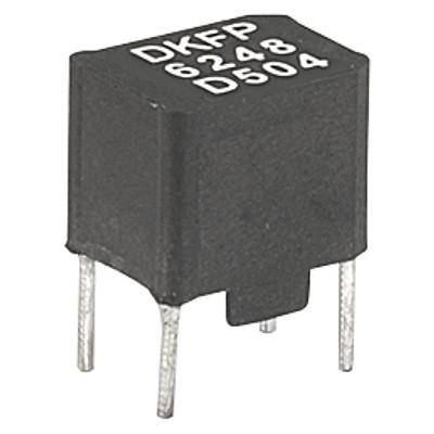 DKFP Magnetically compensated choke from front side Solder THT terminal en IM0005446