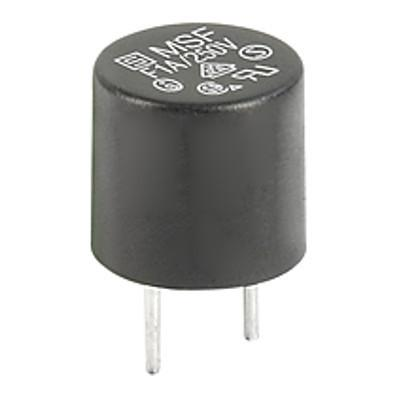 MSF 250 Subminiature fuse 8.5 mm, quick-acting F, 250 VAC Short terminal