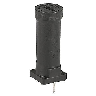 FAF Shock-Safe Fuseholder, 5 x 20 mm, Slotted Cap, vertical, IP 40 / IP 54
