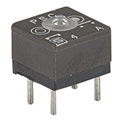 PSC 125V Subminiature Fuse, 10 x 10 mm, 125 VAC, 125 VDC