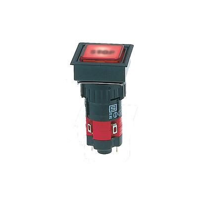 EMF Illuminated Pushbutton Switch
