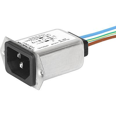 5123 Screw-on mounting with wires (stranded)
