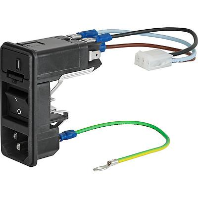 Wire Harness KD power entry module with wire harness