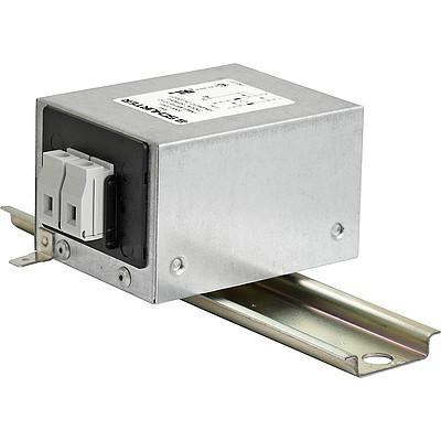 FMAB RAIL AC Filter, DIN Rail Mounting