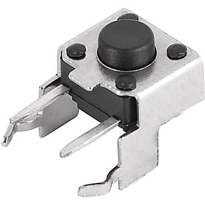 6x6 mm tact switches LPV: Through hole, angled