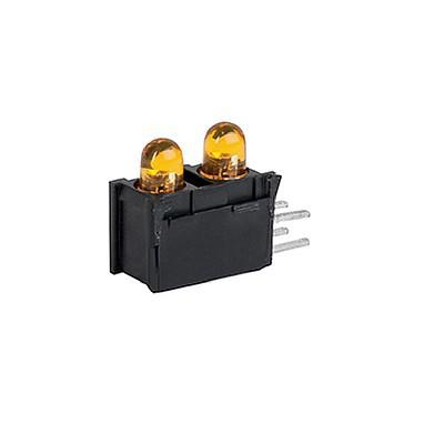 ASL LED Holder with 3 mm LED 2 Indicator en IM0012758