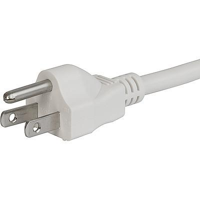 6051.2095 Power plug North America white straight en IM0012811