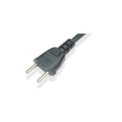 3-102-364 Power plug Switzerland black