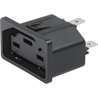 GS21 GS21 socket-outlet with snap-in mounting for 400 VDC systems up to 2.6 kW en IM0016195